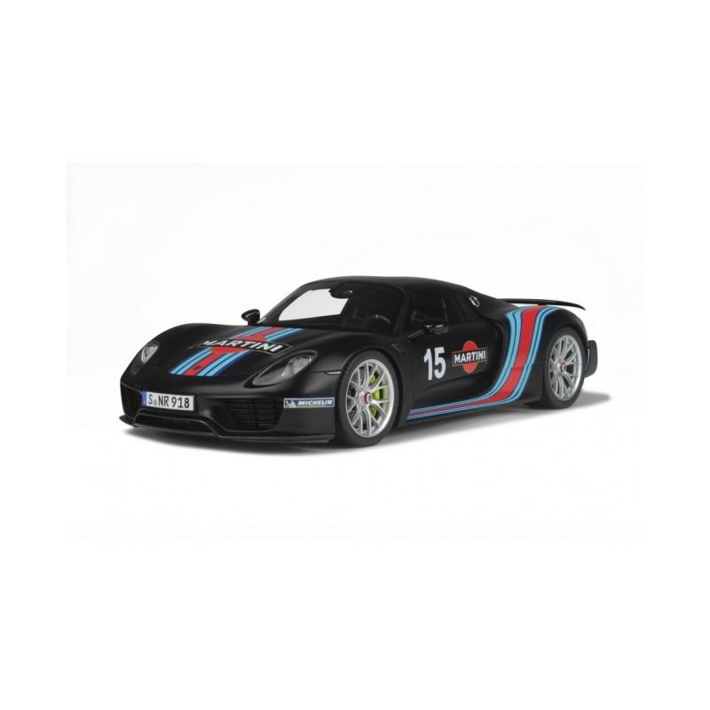 2012 ZM084 GT SPIRIT 1//12 PORSCHE 918 SPYDER WEISSACH PACKAGE