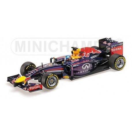 Red Bull Renault RB10 F1 2014 Sebastian Vettel Minichamps 110140001