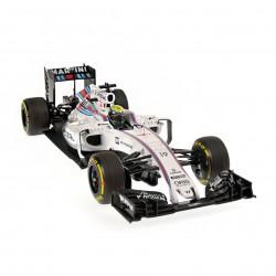 Williams Mercedes FW38 F1 2016 Felipe Massa Minichamps 117160019