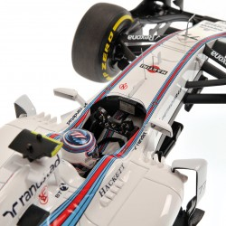 Williams Mercedes FW38 F1 2016 Valtteri Bottas Minichamps 117160077
