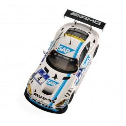 Mercedes AMG GT3 4 24 Heures du Nurburgring 2016 Minichamps 437163004