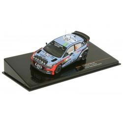 Hyundai i20 WRC 20 Rallye Argentine 2016 Paddon Kennard IXO RAM624