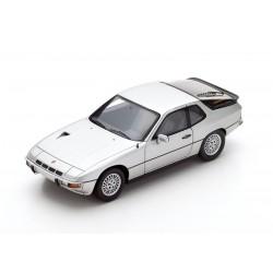 Porsche 924 Turbo 1979 Grise Spark S1375