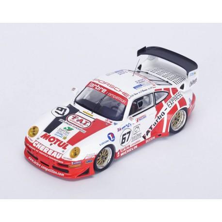 Porsche GT2 67 24 Heures du Mans 1999 Spark S4450