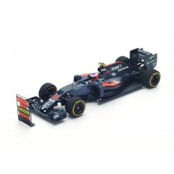McLaren Honda MP4/31 22 F1 Malaisie 2016 Jenson Button 300GP Spark S5024
