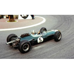 Brabham BT7 5 F1 Monaco 1964 Jack Brabham Spark S5251