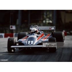Lotus 87 11 F1 Monaco 1981 Elio de Angelis Spark S5350