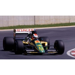 Lotus 107 12 F1 1992 Johnny Herbert Spark S5356