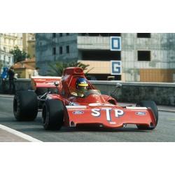 March 721 3 F1 Afrique du Sud 1972 Ronnie Peterson Spark S5365