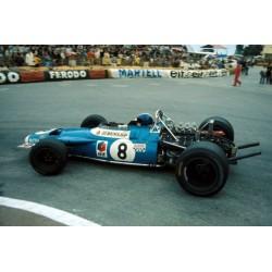 Matra MS10 8 F1 Afrique du Sud 1969 Jean-Pierre Beltoise Spark S5382