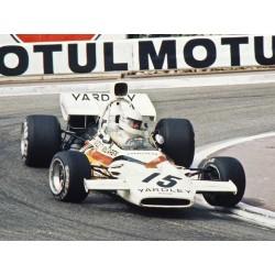 McLaren M19 15 F1 Monaco 1972 Brian Redman Spark S5391