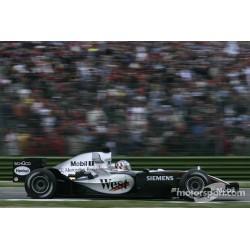 McLaren Mercedes MP4/20 10 F1 San Marino 2005 Alexander Wurz Spark S5394