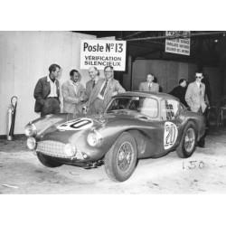 Aston Martin DB3 S 20 24 Heures du Mans 1954 Spark S2435
