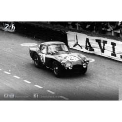 Aston Martin DB3 S 21 24 Heures du Mans 1954 Spark S2436