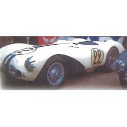 Aston Martin DB3 S 22 24 Heures du Mans 1954 Spark S2437