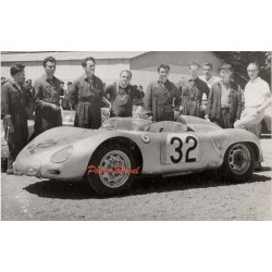 Porsche 718 RSK 32 24 Heures du Mans 1959 Spark S4677