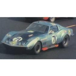 Corvette 71 24 Heures du Mans 1972 Spark S5074