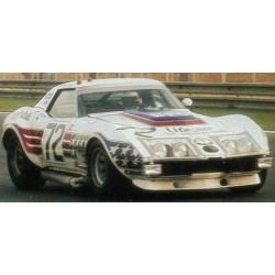 Corvette 72 24 Heures du Mans 1972 Spark S5075