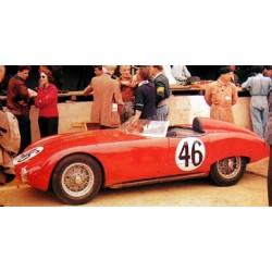 Osca Sport 750 46 24 Heures du Mans 1957 Spark S5084