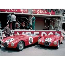 Osca Sport 750 TN 42 24 Heures du Mans 1957 Spark S5085