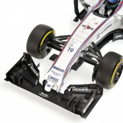 Williams Mercedes FW37 F1 2015 Felipe Massa Minichamps 117150019