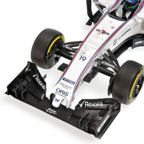 Williams Mercedes FW37 F1 2015 Felipe Massa Minichamps 117150019