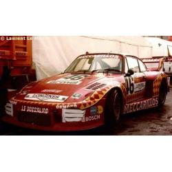 Porsche 935 46 24 Heures du Mans 1980 Spark S5501
