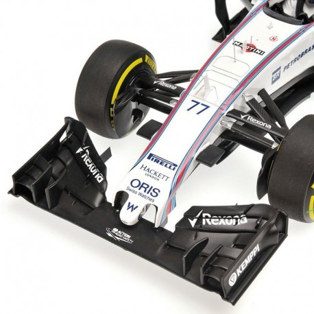 Williams Mercedes FW37 F1 2015 Valtteri Bottas Minichamps 117150077