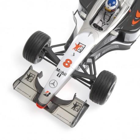 McLaren Mercedes MP4/13 WC 1998 Mika Hakkinen Minichamps 186980008