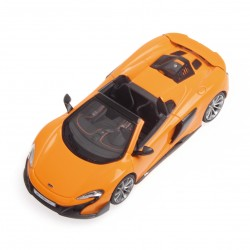 McLaren 675LT Spider 2015 Orange Minichamps 537154431