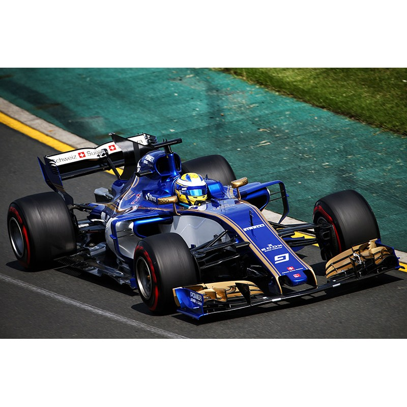 sauber ferrari c36 f1 australie 2017 marcus ericsson minichamps 417170009 miniatures minichamps. Black Bedroom Furniture Sets. Home Design Ideas