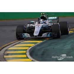 Mercedes AMG Petronas W08 EQ Power+ F1 Australie 2017 Valtteri Bottas Minichamps 110170077