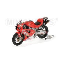 Honda VTR 1000 8H de Suzuka 2001 Rossi / Edwards Minichamps 122011446