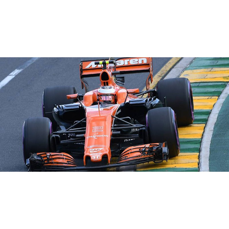 mclaren honda mcl32 f1 australie 2017 stoffel vandoorne minichamps 537171802 miniatures minichamps. Black Bedroom Furniture Sets. Home Design Ideas