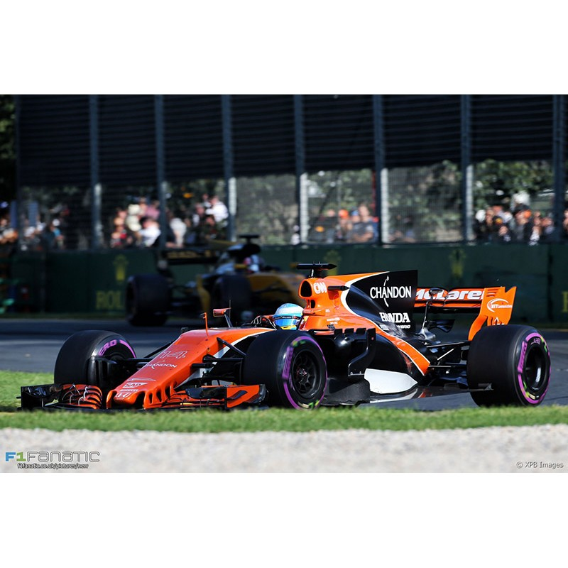 mclaren honda mcl32 f1 australie 2017 fernando alonso minichamps 537171814 miniatures minichamps. Black Bedroom Furniture Sets. Home Design Ideas