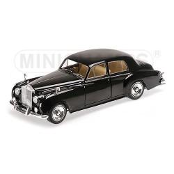 Rolls-Royce Silver Cloud II 1954 Noire Minichamps 100134901