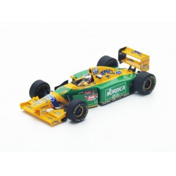 Benetton Ford B193 F1 Portugal 1993 Michael Schumacher Spark S4774