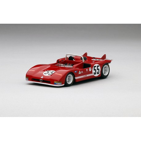 Alfa Romeo Tipo 33/3 55 1000 km de Brands Hatch 1971 Truescale TSM164305