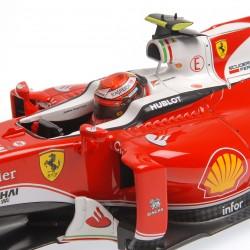 Ferrari SF16-H F1 Chine 2016 Kimi Raikkonen BBR BBR181617