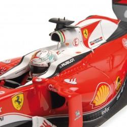 Ferrari SF16-H F1 Chine 2016 Sebastian Vettel BBR BBR181615