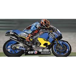 Honda RC213V 53 Moto GP 2017 Tito Rabat Minichamps 122171153