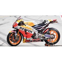 Honda RC213V 93 Moto GP 2017 Marc Marquez Minichamps 122171193