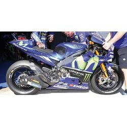 Yamaha YZR-M1 25 Moto GP 2017 Maverick Vinales Minichamps 122173025