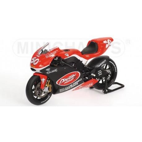 Ducati Desmosedici Moto GP 2004 Neil Hodgson Minichamps 122040050