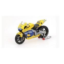 Honda RC211V Moto GP 2004 Max Biaggi Minichamps 122041003