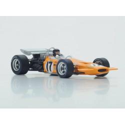 McLaren M14A F1 France 1970 Dan Gurney Spark S4844