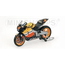 Honda RC211V Moto GP 2004 Alex Barros Minichamps 122041004