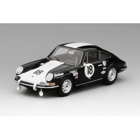 Porsche 911 18 24 Heures de Daytona 1966 Truescale TSM144350