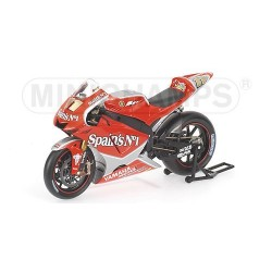 Yamaha YZR M1 Moto GP 2005 Ruben Xaus Minichamps 122053011