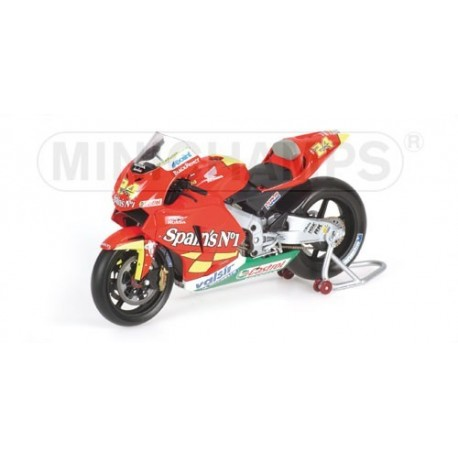 Honda RC211V Moto GP 2006 Toni Elias Minichamps 122061024